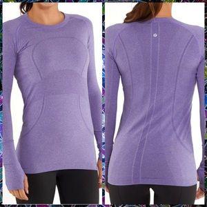 LULULEMON Stretch/Spandex Long Sleeve Size 4